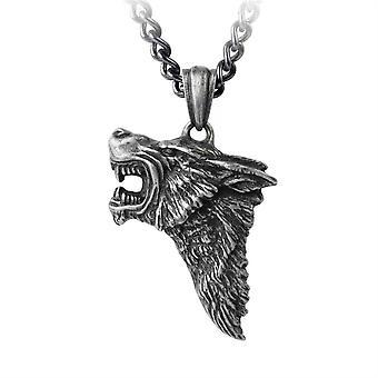 Alchimie Dark Wolf pandantiv
