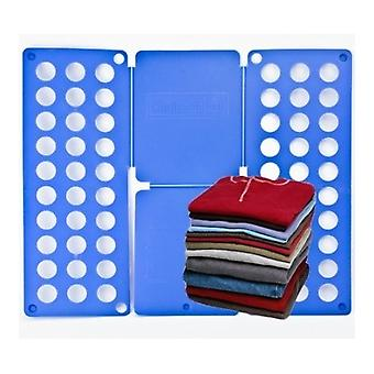 Flip & Fold Adult T-shirt Top Clothes Folder - Crease Free Folder In A Few Easy Steps