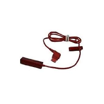 OEM Samsung 20 Pin to 3.5mm Headset Adapter for Samsung D807,T809,T219,R510 (Red)