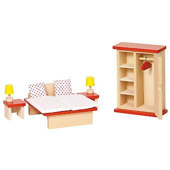 Puppen Möbel Schlafzimmer