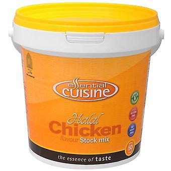 Essential Cuisine Halal & Gluten Free Chicken Stock Mix