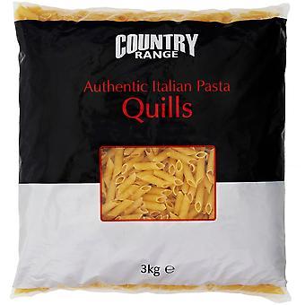 Country Range Italian Penne Pasta Quills