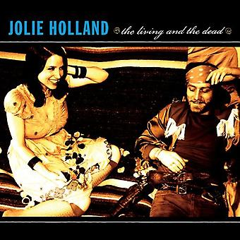 Jolie Holland - Living & the Dead [CD] USA import