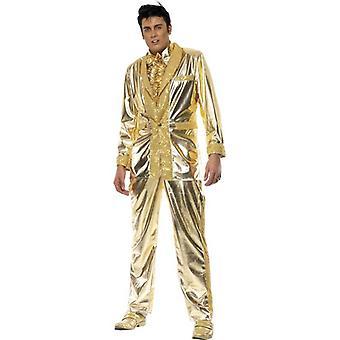 Elvis Costume, Chest 42
