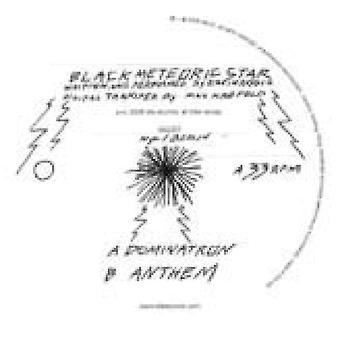 Black Meteoric Star - Dominatron [Vinyl] USA import
