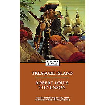 Treasure Island by Robert Louis Stevenson - 9781416500292 Book