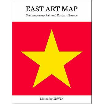 East Art Map - Contemporary Art and Eastern Europe by IRWIN - 97818463