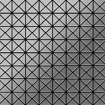 Metall mosaikk rustfritt stål LEGERING Deco-S-S-B