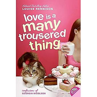 Kärlek är något många Trousered (Confessions of Georgia Nicolson)
