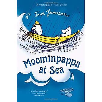 Moominpappa en el mar