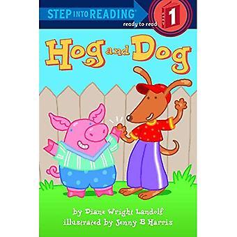 Hog and Dog (Step Into Reading. Step 1)