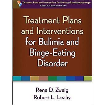 Behandlingsplaner och interventioner för bulimi och hetsätning störning