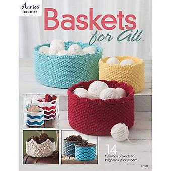 Baskets for All: 14 Fabulous Projects to Brighten Up Any Room