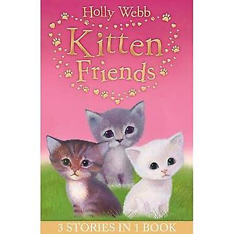 Holly Webb's Kitten Friends: Lost in the Snow, Smudge the Stolen Kitten, the Kitten Nobody Wanted
