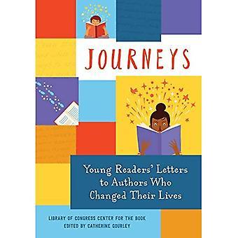 Journeys: Unge lesere brev til forfattere som forandret deres liv: Library of Congress Center for boken