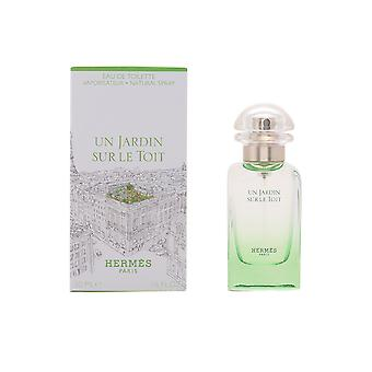 Hermes Un Jardin Sur Le Toit Edt Spray 50 Ml für Damen