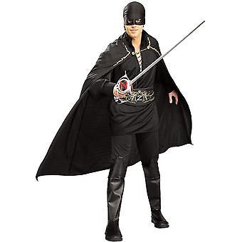 Zorro kostuum volwassen