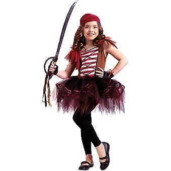 Ballerine enfant Costume de pirate
