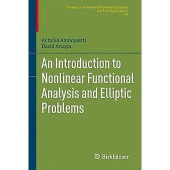 En introduksjon til lineær funksjonell analyse og elliptiske problemer av Ambrosetti & Antonio