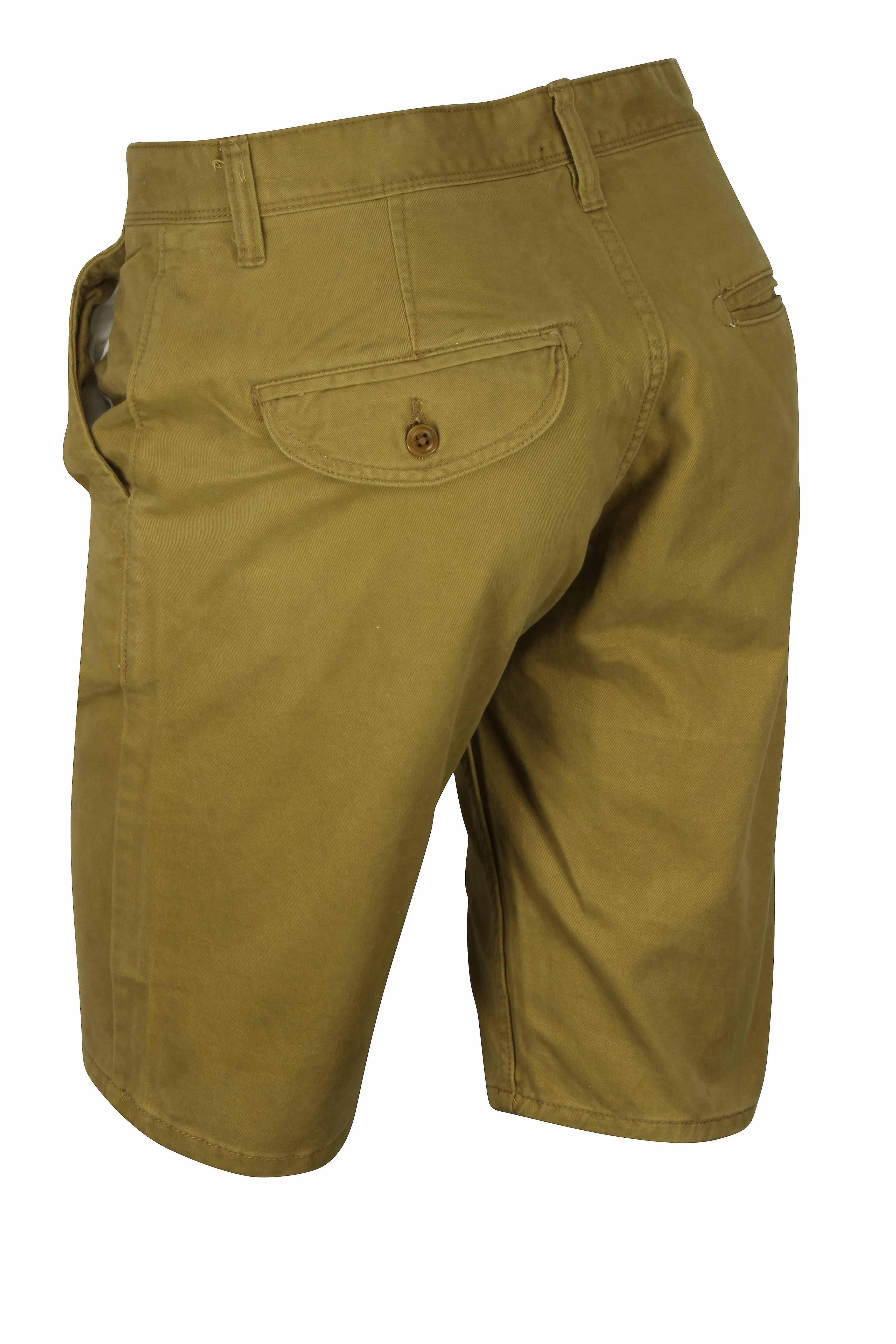 Quiksilver Mens Everyday Chino Casual Shorts - Khaki Brown