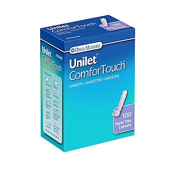 Unilet Univ C/Touch Lancet [28G] At0465 100