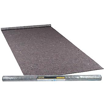 Floor protection Absorbent 1x4m strong