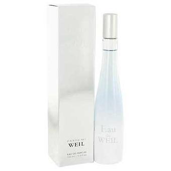 Eau De Weil By Weil Eau De Parfum Spray 3.4 Oz (women) V728-515903