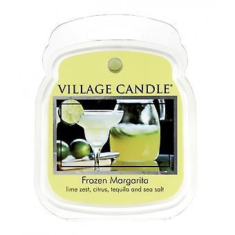 Dorf Kerze Wachs Schmelzpackungen für den Einsatz mit Schmelztorte & Ölbrenner gefroren Margarita
