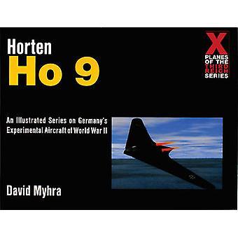 Horten Ho 9 da David Myhra