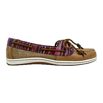 Sperry Firefish Stripe Multi Color/Tan STS98192 Women's