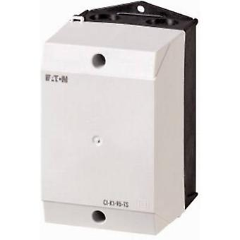 إيتون CI-K1-95-TS الضميمة لتركيب السكك الحديدية (L x W x H) 95 × 80 × 120 ملم رمادي أبيض (RAL 7035)، أسود (RAL 9005) 1 جهاز كمبيوتر (ق)
