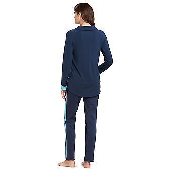 Feraud 3191149-16550 vrouwen casual chique bevroren groene Loungewear jas