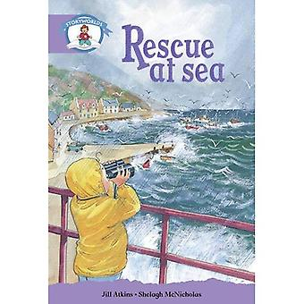 Lit Ed Storyworlds Stage 8, Our World, Rescue at Sea
