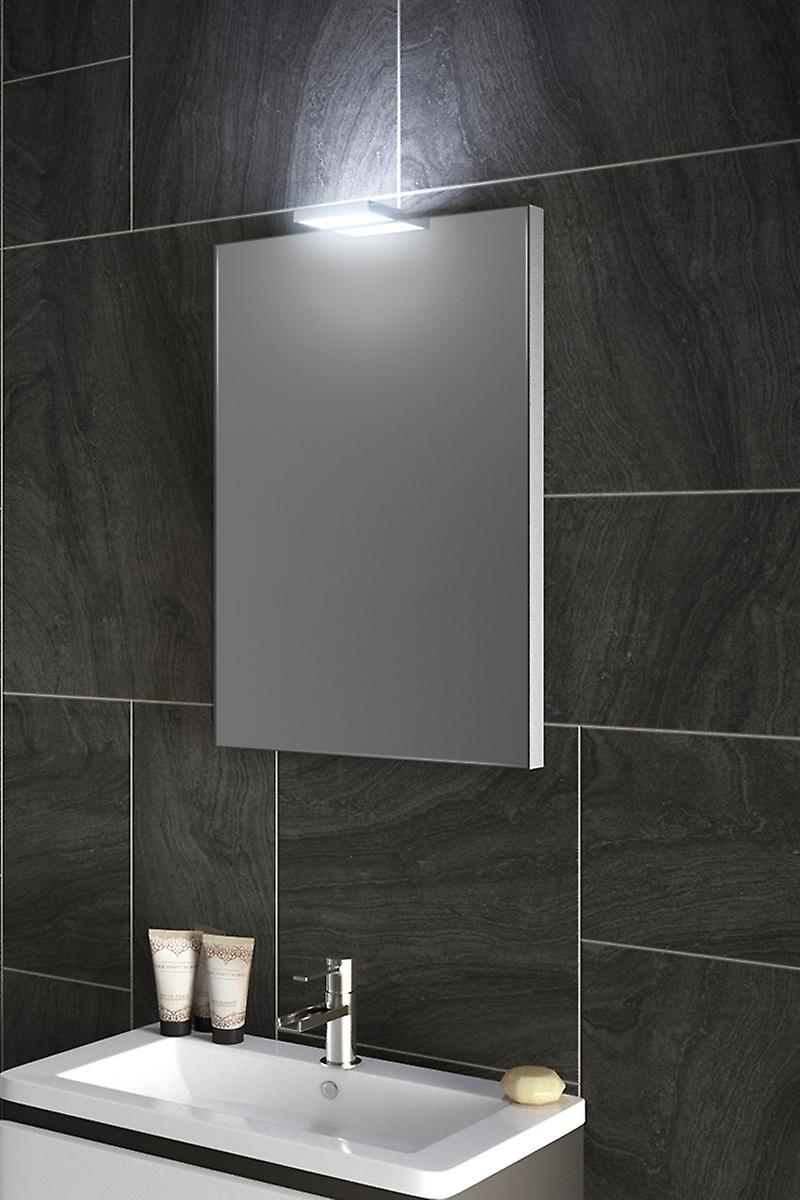 Segre Audio Top Light Mirror with Sensor and Shaver Socket k488aud