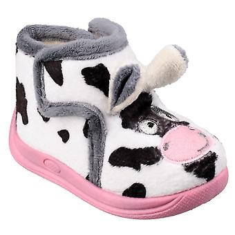 Mirak Kids Farm Kids Slipper Cow