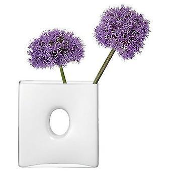 LSA Ono vaso branco H25.5Cm (decoração, jarras)