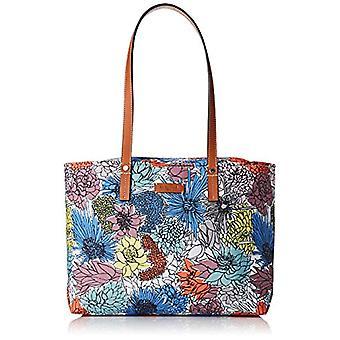 Le Tanneur Suzanne Tsuz1650 - Multicolor Women's Tote Bags (Fleurs) 12x23.5x29.5 cm (W x H L)