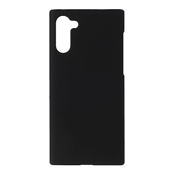 Samsung Galaxy Note 10 conchiglia in plastica dura-nero