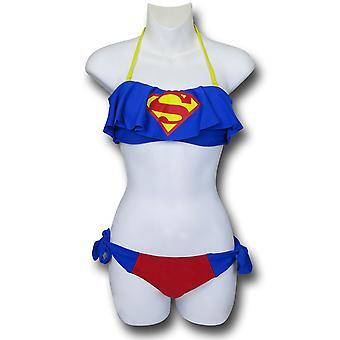 Supergirl Cami Bandeau Bikini
