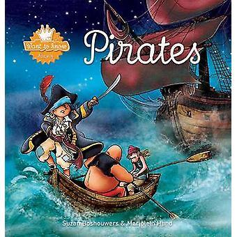 Pirates by Suzan Boshouwers - Marjolein Hund - 9781605371351 Book