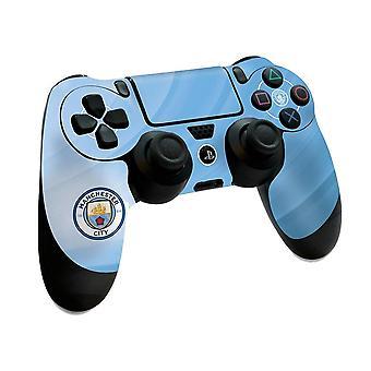Manchester City FC PS4 controlador pele