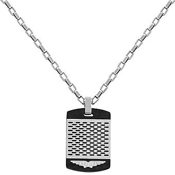 Police Men's Stainless Steel Pendant Necklace PJ.26468PSS-01