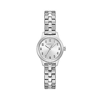 Caravelle New York Clock Donna Ref. 43L209