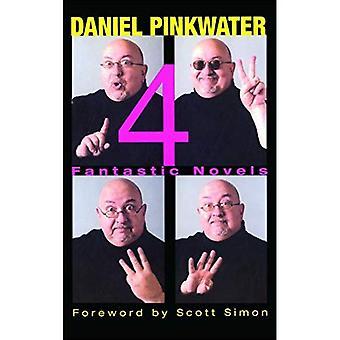4: fantastinen romaaneja