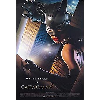 Catwoman (Double Sided International Style B) Original Cinema Poster