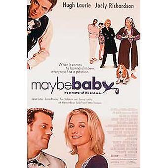 Ehkä vauva alkuperäinen Cinema Poster
