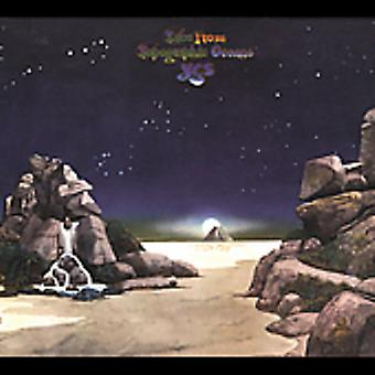 Yes - Tales From Topographic Oceans [CD] USA import