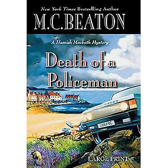 Décès d'un policier (Hamish Macbeth Mysteries)