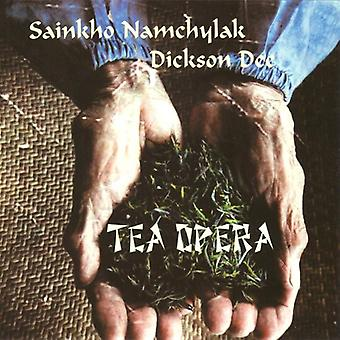 Sainkho Namchylak & Dickson Dee - Tea Opera [CD] USA import