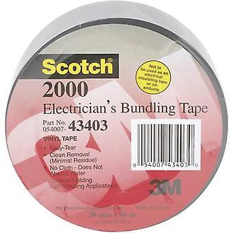 3M 7000076790 PVC tape Scotch® 2000 Grey (L x W) 46 m x 50 mm 1 Rolls